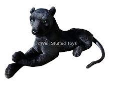 100cm black panther jouet doux en peluche