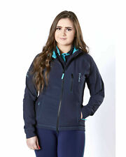 Firefoot Ladies Aysgarth Soft Shell Jacket in Navy/Teal