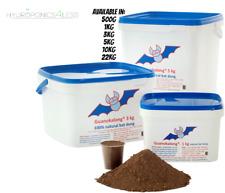 Guanokalong Powder Bat Guano Soil Enhancer Fertilizer plant Hydroponics