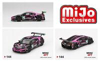 Mini GT 1:64 Acura NSX GT3 EVO #69 2019 IMSA Watkins Glen Class Winner MGT00144