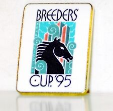 1995 - Breeders Cup @ Belmont Park Lapel Pin in MINT Condition