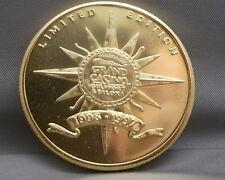 Grand Casino Collector Coin 1996-1997 Gulf Coast Series Gulfport Biloxi       bn