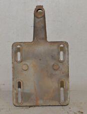 Walker Turner 2 34 Column Drill Press Motor Mounting Bracket Fits Delta