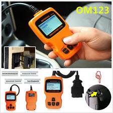 OM123 obdii OBD2 eobd voiture auto code reader auto diagnostique scan tool hand-held