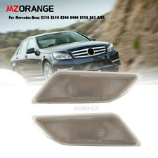 Side Marker Lights Indicator For Mercedes-Benz W212 2128200021 Left&Right Clear