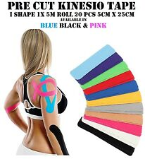 12 pack/roll Kinesiology Tape Kinesio Bulk Buy KT Rock Sports Tape Olympic