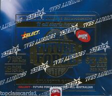 2014 AFL SELECT FUTURE FORCE FACTORY SEALED BOX ----'