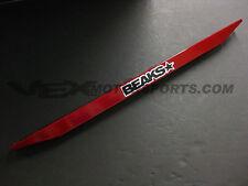 BEAKS RED REAR LOWER SUBFRAME TIE BAR 1996 1997 1998 1999 2000 FOR HONDA CIVIC E