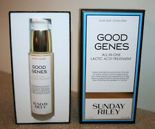 Sunday Riley Good Genes Glycolic Acid Treatment 1.7oz / 50mL Full Size Authentic