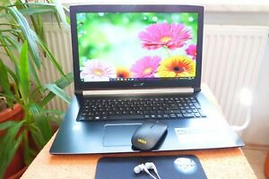 wie NEU I Acer Aspire A517 17 Zoll Ultrabook l Windows 10 l 1TB HDD l 8GB RAM i5