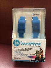 SOUNDMOOVZ Bracelet Musical Bleu