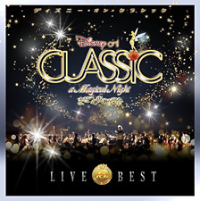 V.A.-DISNEY ON CLASSICAL MUSIC 15TH ANNIVERSARY LIVE BEST-JAPAN CD G29