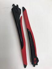 Authentic Temple Arm Leg Replacement PARTS Oakley Vavle 9236-22 Red Black AZ86