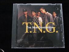 T.N.G. TNG The New Generation-Hawaii Based Group-Rare CD