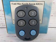 X10 KR21A Micco Keyfob Remote