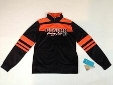 Women's Philadelphia Flyers Reebok Zip-Up Warm-Up Light Jacket - Medium - NWT