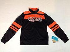 Women's Philadelphia Flyers Reebok Zip-Up Warm-Up Light Jacket - Medium - NWT