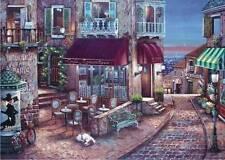 ANATOLIAN JIGSAW PUZZLE CAFE ROMANTIQUE JOHN O'BRIEN 1500 PCS ITALY