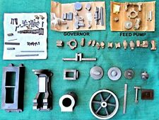 Stuart Turner live steam engine castings kit  Number 9 with extras