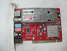 PCI Analog TV/FM Tuner Card MODEL : WF-250TV  - OLD SCHOOL HARDWARE