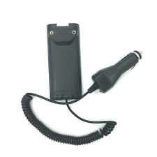 Car Charger Battery Eliminator For Icom Radio IC-F4GS IC-V82/F21/F26 F11