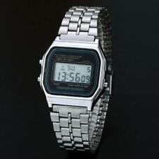 F91W Men Wrist Watch LED Retro Digital Unisex Classic silicon New multicolor