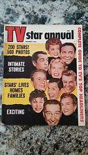 1956 TV STAR ANNUAL Magazine #2 Vol. 2 No. 1 Dinah Shore Marion Marlowe Gordon M