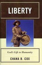 LIBERTY - COX, CHANA B. - NEW HARDCOVER BOOK