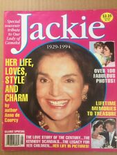 Jackie 1929-1994 Special Souvenir Tribute to Our Lady of Camelot Issue - EUC
