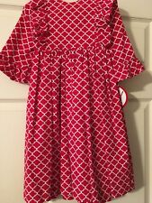 NWT Funtasia Too Dress for Valentine's Day Size 4
