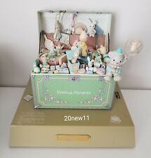 New ListingPrecious Moments Toy Chest Music Box My Favorite Things Enesco 1991