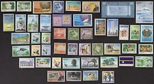 50 NAURU All Different Stamps (ALL YEARS) (C78)