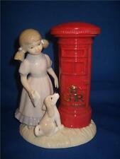 A Letter For You Porcelain Figurine by Annie Rowe Leonardo Collection