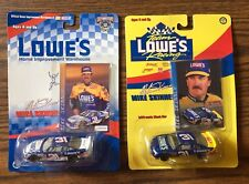 Lowes NASCAR Scale Model 31 Cars Mike Skinner Collectible 1:64 Scale Stock Cars
