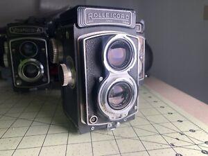 Film Tested-Clean Glass-ROLLEICORD IV K3D SCHNEIDER XENAR 1:3.5 75mm