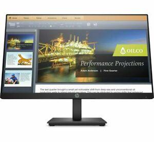 "HP P224 LED display 54.6 cm (21.5"") Full HD Flat Black - 5QG34AT"
