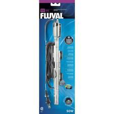 Fluval M 50w Submersible Premium Heater 50 L (15 US Gal) Fish Tank Aquarium