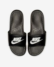 Men's Nike Benassi JDI Black/White (343880 090) Size 10
