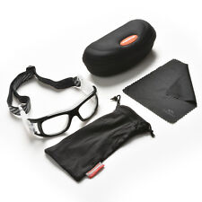 Sports Protective Goggles Glasses Eyewear Outdoor Basketball Ice Hockey Rugby