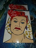 LOT of I LOVE LUCY SEASON 5 DVD SET~LUCILLE BALL~DESI ARNAZ with Slipcover New