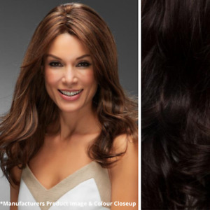 Imperfect Jon Renau Angie Wig - Hand Tied - 100% Human Hair - Color 4RN Brown