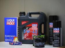 Wartungs Set Ducati Monster S4 Öl Ölfilter Zündkerze Inspektion Service