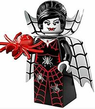 Lego Series 14 Minifigures Monsters Spider Lady