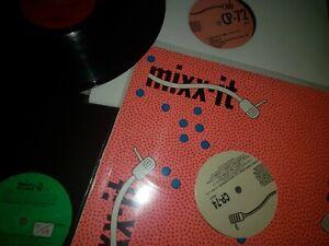 "MIXX-IT HIP HOP RAP FREESTYLE DJ CAMERON PAUL 12"" VINYL RECORDS PICK 1 LAST SALE"