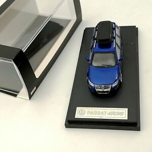 Volkswagen Passat R36 Travel 1:64 Edition Diecast Model Car Toys Gifts Blue VW