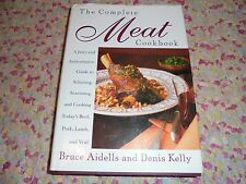 The Complete Meat Cookbook : A Juicy and Authoritative Guide book