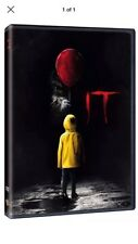 It ( DVD 2017 ) NEW* Drama, Horror, Thriller. 1-Disc Free Shipping.