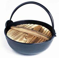 Japanese Shabu Shabu Pot Sukiyaki Iron Nabe 7in 817-17 S-1803 AU
