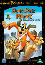 Hong Kong Phooey: The Complete Series DVD (2007) ***NEW***