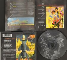 BILL NELSON After the Satellite Sings CD NEW Related Be Bop deLuxe